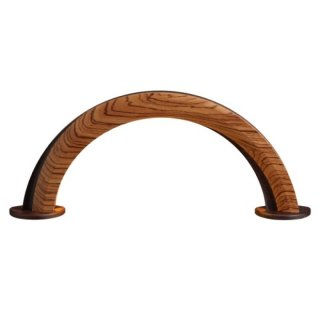 Zeidler design candle arch Zenrano/Wenge with LED lighting