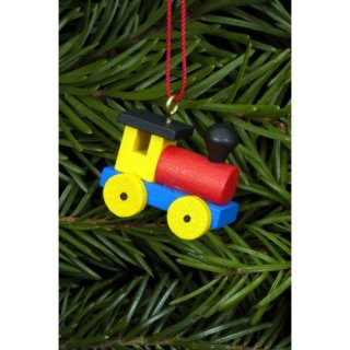 Christian Ulbricht tree decoration locomotive