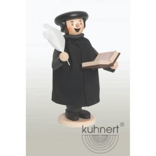 Kuhnert Smoker Martin Luther with apple tree