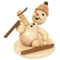 Wagner snowman junior ski accident