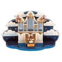 Hubrig Orgel mit kleiner Wolke und Musikwerk