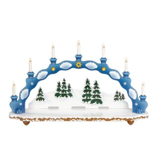 Hubrig candle arch winter kids small