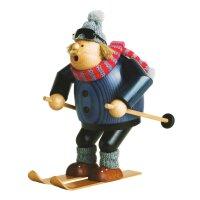 KWO Smoker downhill skiers