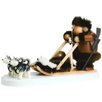 KWO Smoker Eskimo with dogsledding