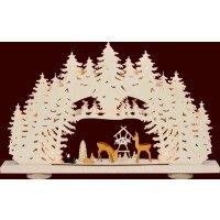 Saico Lichterbogen 3-D Bogen Wildfütterung