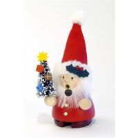 Christian Ulbricht smoker Santa Claus small