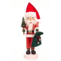 Christian Ulbricht nutcracker Santa Claus glazed