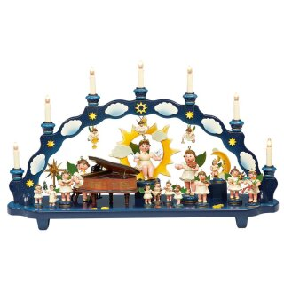 Hubrig candle arch angel small