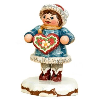 Hubrig winter kids Tinchens gingerbread heart