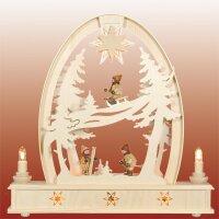 Seidel round arch winter children