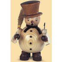 Müller Smoker snowman small