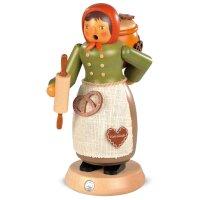 Müller Smoke woman gingerbread seller tall
