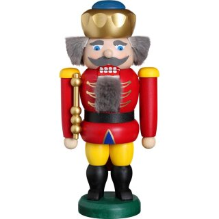 Seiffener Volkskunst eG nutcracker king red