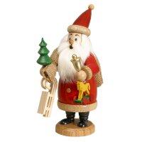 DWU Smoker Santa Claus red and gifts