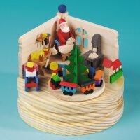 Graupner music box workshop of Santa