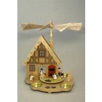 Richard Glässer Tischpyramide Haus...
