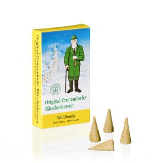 Incense cones forest honey