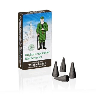 Incense cones christmas fragrance Erzgebirge