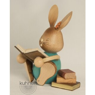 Kuhnert easter bunny Stupsi with books