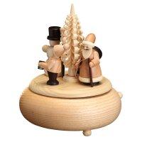 Unger Spieldose Weihnacht klein