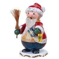 Hubrig smoker minature Santa Claus