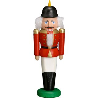 Seiffener Volkskunst eG nutcracker soldier red