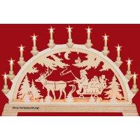 Taulin candle arch Nicholas