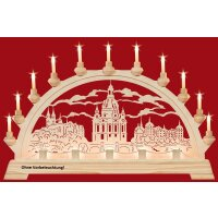 Taulin candle arch Saxonia arch - without front lighting