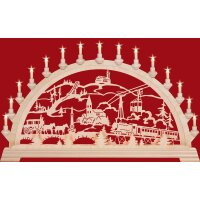 """Taulin candle arch """"Oberwiesenthaler"""" - with..."""