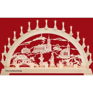 Taulin candle arch original Annaberger - without front...