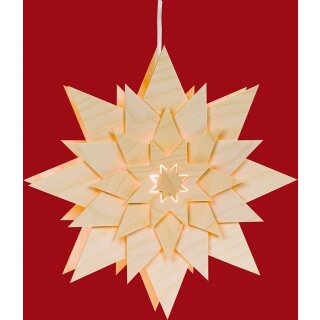 Taulin window picture star (flower)