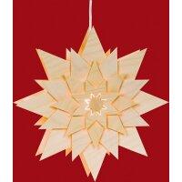 Taulin Fensterbild Stern (Blume)
