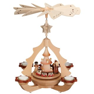 Zeidler chandelier pyramid nature gifts giving