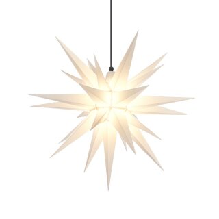 Herrnhut christmas star A7 white