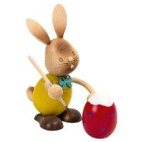 Kuhnert easter bunny Stupsi egg painter