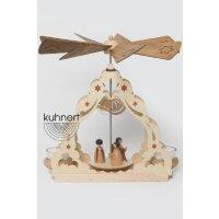 Kuhnert table pyramid angel
