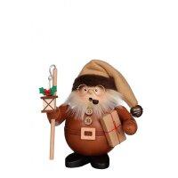 Christian Ulbricht Smoker Santa Claus with lantern