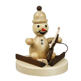 Wagner snowman junior biathlon sitting