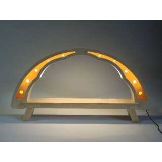 Richard Glässer LED candle arch empty