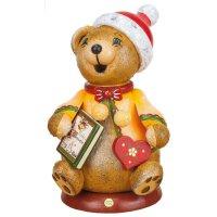 Hubrig Räuchermann Wichtel Teddys Weihnachtsgeschichte