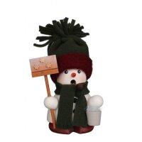 Christian Ulbricht smoker snowman green