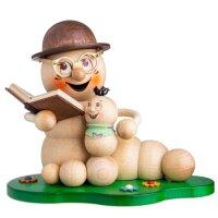Kuhnert worm grandpa with grandchild