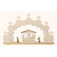 Saico Lichterbogen Weihnachtsmarkt 3D