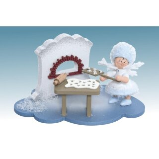Kuhnert snowflake christmas bakery on the cloud