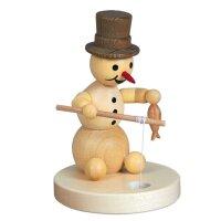 Wagner snowman ice angler