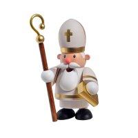 KWO Räuchermann Heiliger Sankt Nikolaus