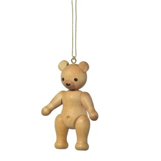 KWO tree decoration teddy standing