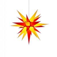 Herrnhuter Weihnachtsstern I6 gelb / rot