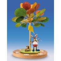 Knuth Neuber Osterpyramide Jahreszeitenbaum Herbstlose