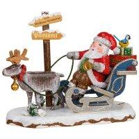 Hubrig winter kids Yeah, Santa s coming